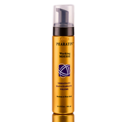 Loma Pearatin Working Mousse