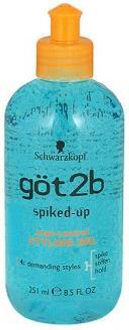 got2b Spiked-Up Max Control Styling Gel