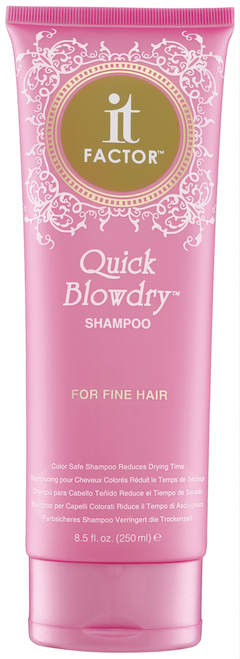 It Factor Quick Blowdry Shampoo - For Fine Hair