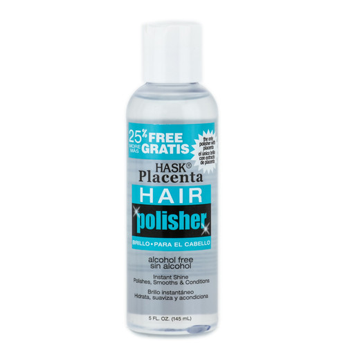 Hask Placenta Hair Polisher - Alcohol Free