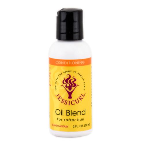 Jessicurl Oil Blend for Softer Hair