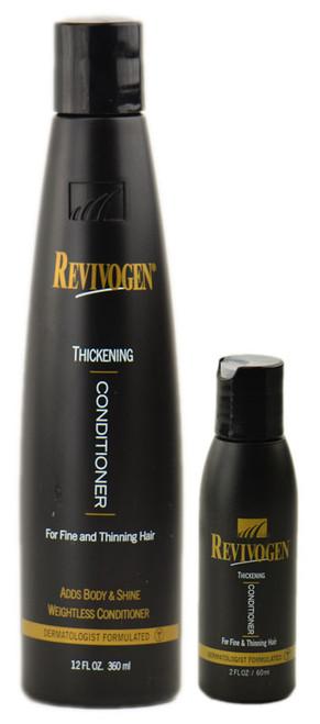 Revivogen Hair Loss Solution: Revivogen Thickening Conditioner for fine and thinning hair