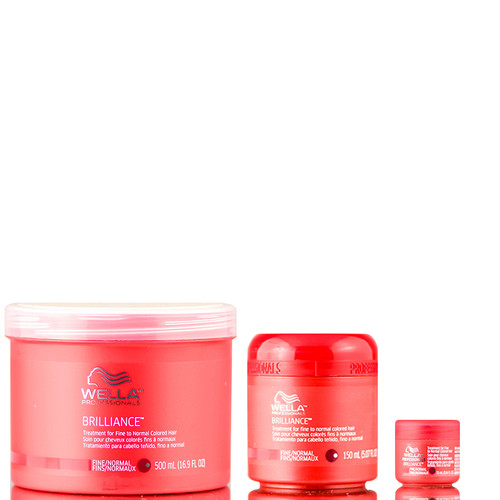 Wella Professionals Brilliance Treatment for Fine to Normal Colored Hair
