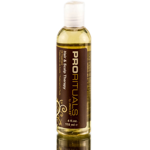 Prorituals Hair And Scalp Therapy Oil Treatment