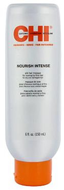 Chi Nourish Intense Silk Hair Masque for normal to fine hair