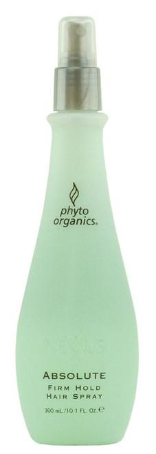 Nexxus Phyto Organics Absolute - Firm Hold Hair Spray (non-aerosol)