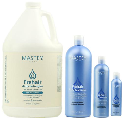 Mastey Frehair Daily Detangler for normal to dry hair