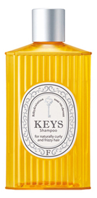Molto Bene Keys Shampoo F- For Naturally Curly And Frizzy Hair