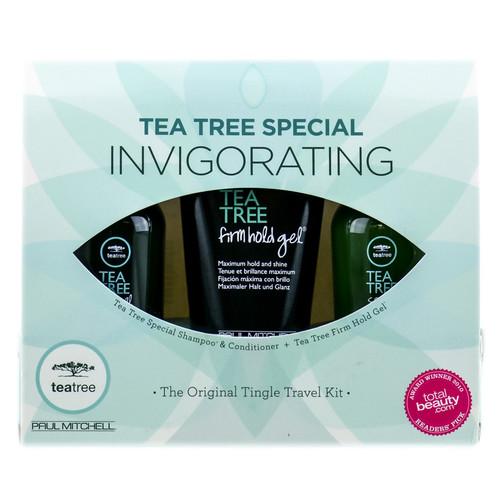 Paul Mitchell Tea Tree Original Tingle Travel Kit