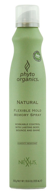 Nexxus Phyto Organics Natural - Flexible Hold Memory Spray