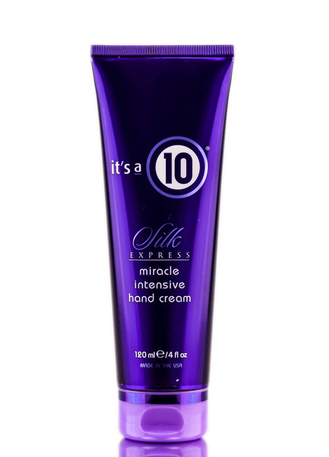 It's a 10 Silk Express Miracle Intensive Hand Cream