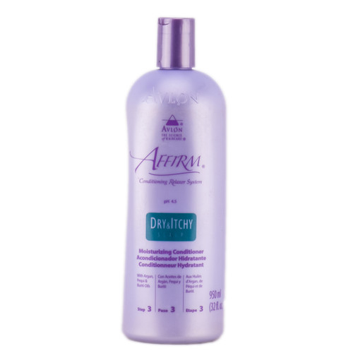 Avlon Affirm Dry and Itchy Moisturizing Conditioner