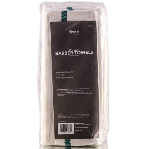 Diane by Fromm Barber Towels