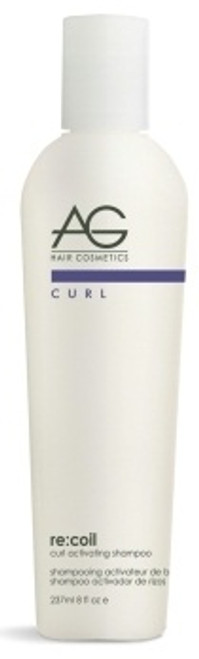 AG Re:coil Curl Activating Shampoo
