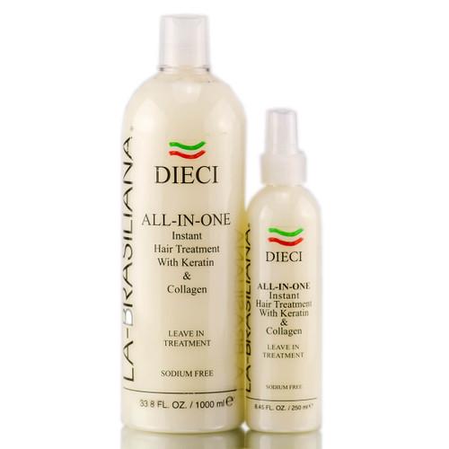 La-Brasiliana Dieci All-in-One Hair Treatment
