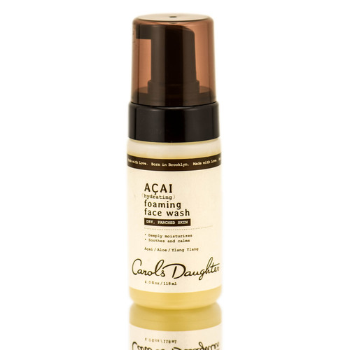 Carol's Daughter Acai Hydrating Foaming Face Wash