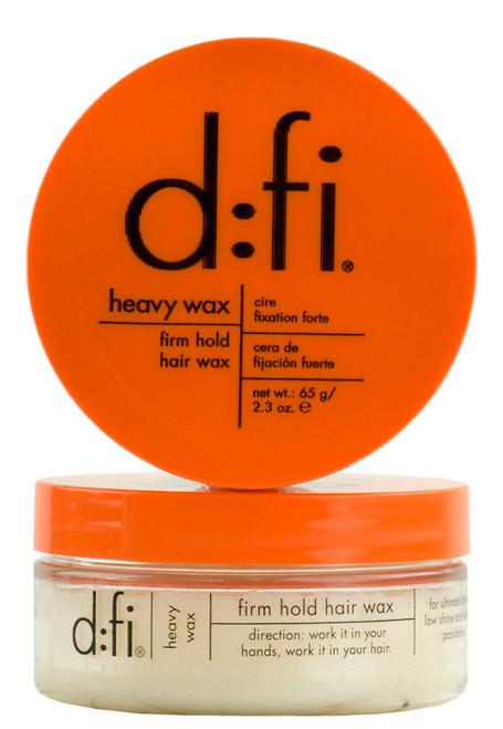 d:fi heavy wax - firm hold hair wax