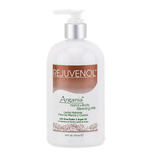 Rejuvenol Argania Hand & Body Silkening Milk Lotion