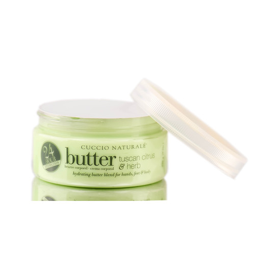 Cuccio Naturale 24 Hours Hydration Butter - Tuscan Citrus & Herb