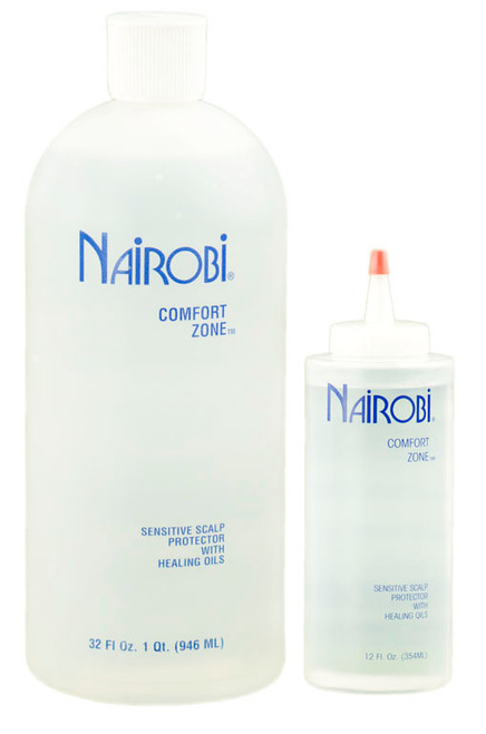 Nairobi Comfort Zone - Sensitive Scalp Protector with Healing Oils