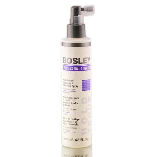 Bosley Professional Non-Aerosol Hair Spray & Fiber Hold Spray