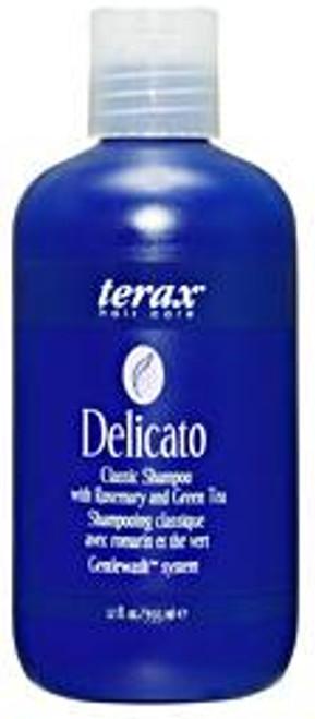 Terax Hair Care Delicato - classic shampoo with rosemary and green tea