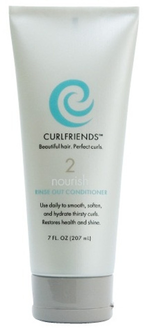 Curl Friends 2 Nourish Rinse Out Conditioner