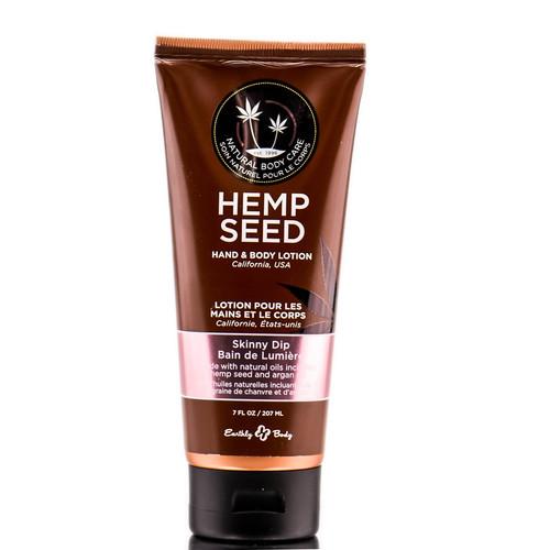 Earthly Body Hemp Seed Hand & Body Lotion - Skinny Dip