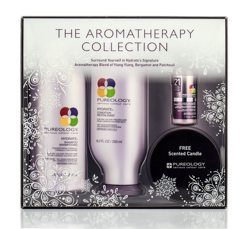 Pureology The Aromatherapy Collection Pureology The Aromatherapy Collection Treated Hair Kit #2