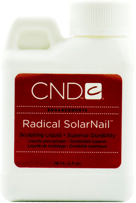 CND Enhancements Radical Solarnail Sculpting Liquid