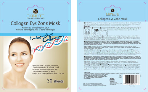 Skin Lite Collagen Eye Zone Mask - Intensive Collagen