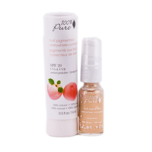 100% Pure Fruit Pigmented Everywhere Concealer