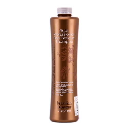 Brazilian Blowout Acai Professional Anti-Residue Shampoo