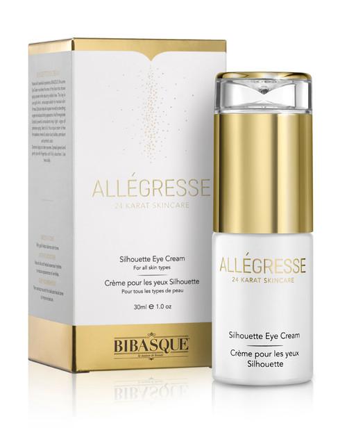 Allegresse 24K Gold Silhouette Eye Cream