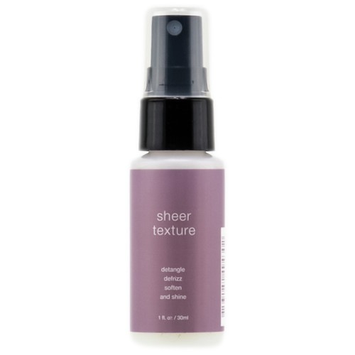 Sheer Texture Detangle Defrizz Soften And Shine
