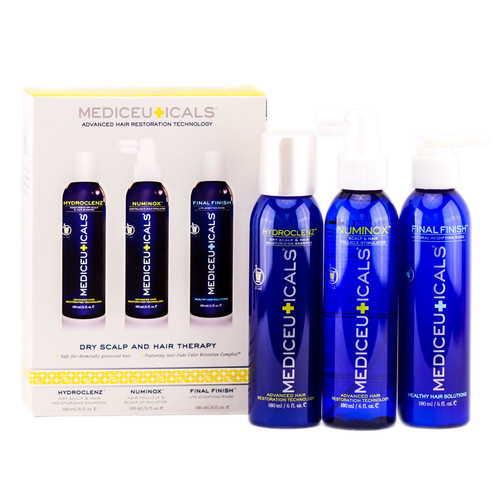 Therapro Mediceuticals Advanced Hair Restoration For Men's System