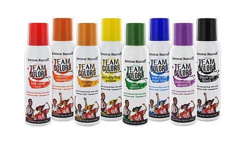 Jerome Russell Team Colors Spray