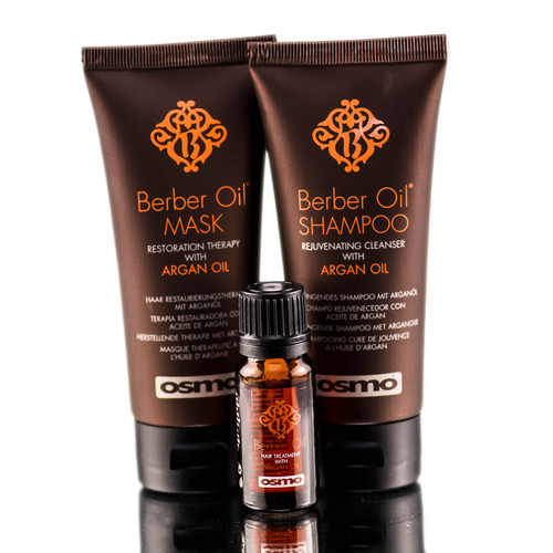 Osmo Berber Oil Collection - Little Luxuries