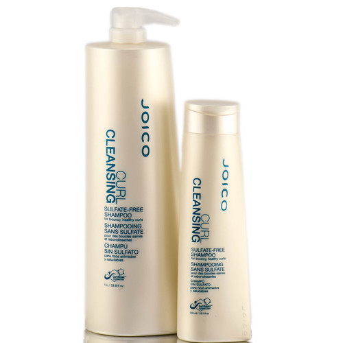 Joico Curl Cleansing Sulfate-Free Shampoo for Curls
