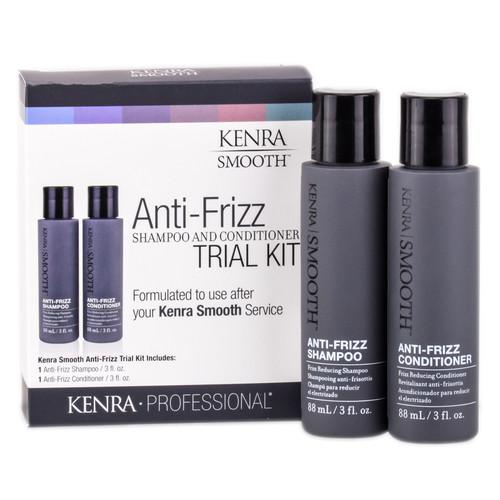 Kenra Smooth Anti Frizz Shampoo & Conditioner Trial Kit