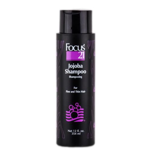 Focus 21 Jojoba Shampoo For Fine & Thin Hair