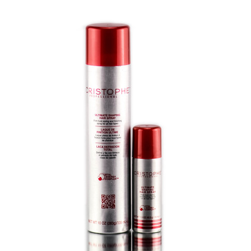 Cristophe Professional Ultimate Shaping Hair Spray