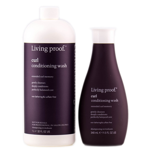 Living Proof Curl Conditioning Wash