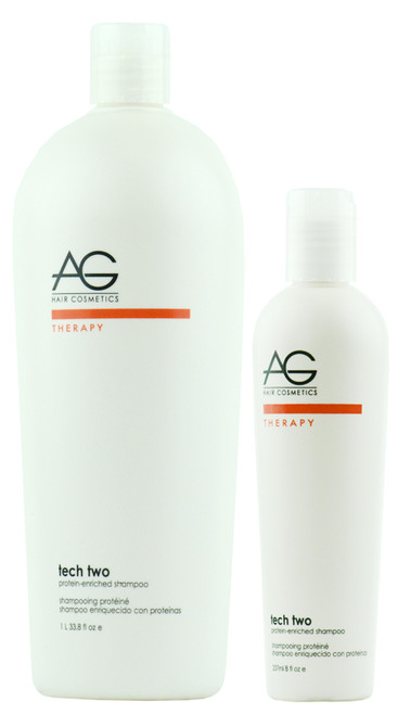 AG Tech-Two Colour Treatment Shampoo