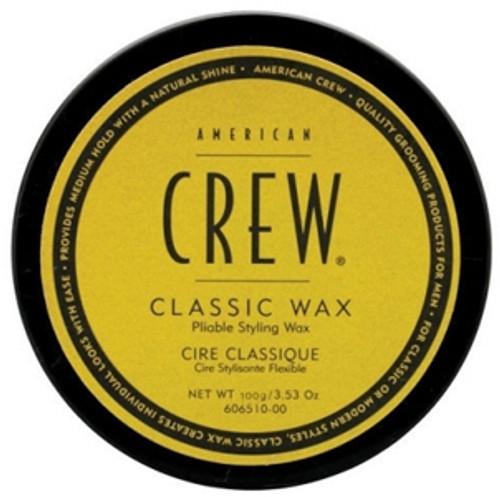 American Crew Classic Wax - pliable styling wax