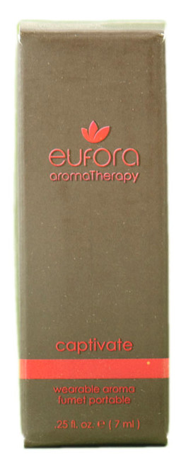 Eufora AromaTherapy Wearable Aroma Captivate
