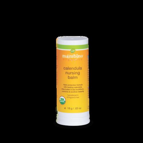Mambino Organics Calendula Nursing Balm