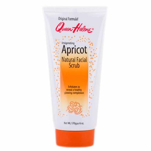 Queen Helene Invigorating Apricot Natural Facial Scrub