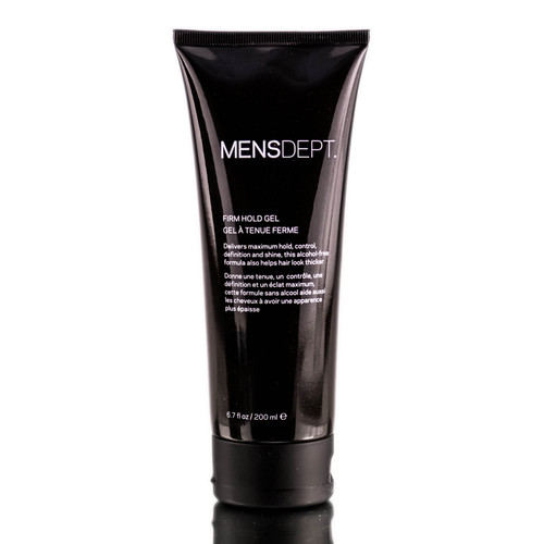 Mens Dept Firm Hold Gel