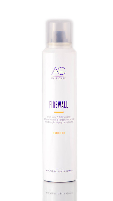 AG Hair Cosmetics Smooth Firewall Argan Flat Iron Spray